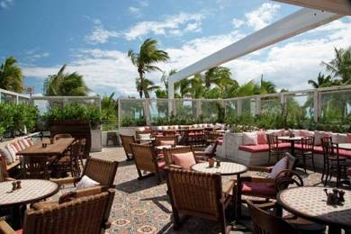 soho beach house, miami, a private members' Club Bar At Soho Beach House Members Only Haute Living