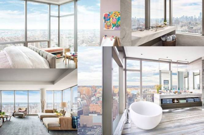 Tom Brady And Gisele Recently Reserved A Gorgeous Apartment In Nyc S Ultra Luxurious One Madison Building Adding Another Property To Their Glamorous Real