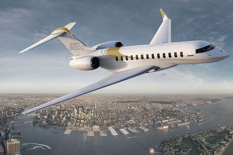 Bombardier Global 8000