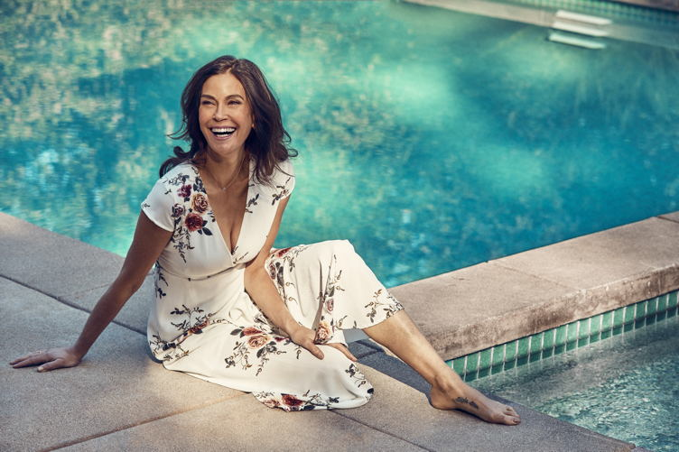 Teri Hatcher Discusses Her New YouTube Series Hatching Change