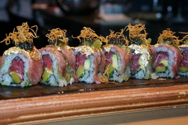 Tokyo Restaurant Menu