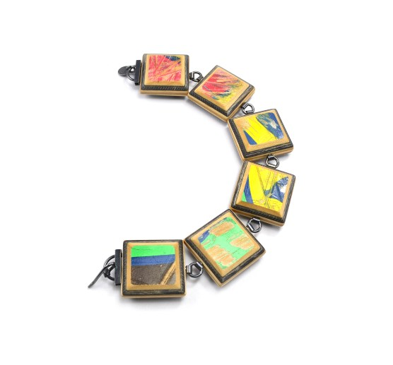 Gem Links Bracelet