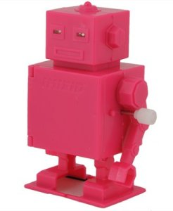 Mr. Roboto USB Hub/ Wind Up Toy