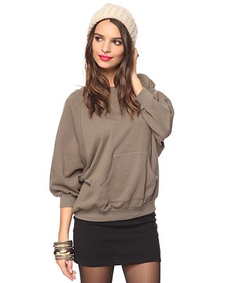 Forever21 Casual Knit Top $14.80