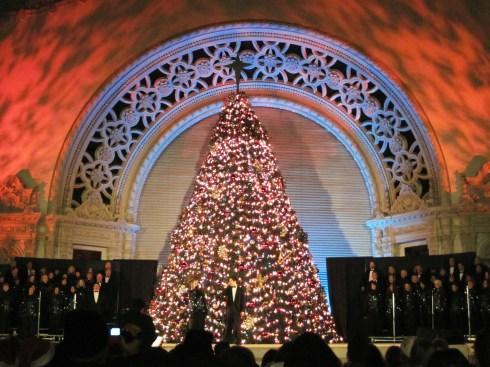 Christmas on the Prado 2010