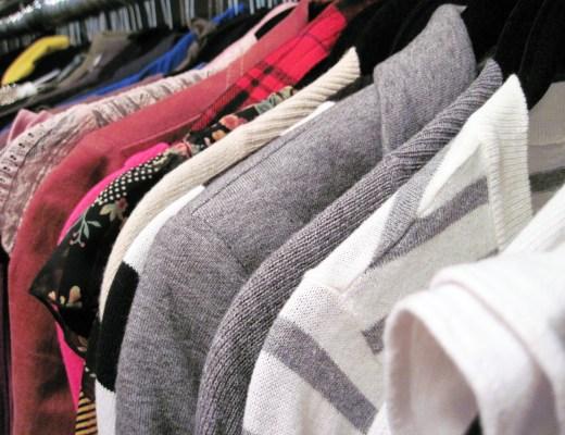 An Dyer's Closet