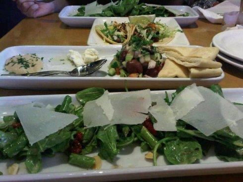 CPK Lunch