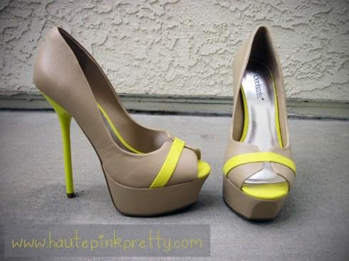 ShoeDazzle Privy