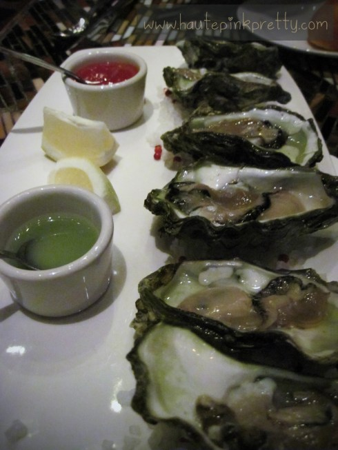 Emeril Lagasse's Table 10 Fresh West Coast Oysters on The Half Shell