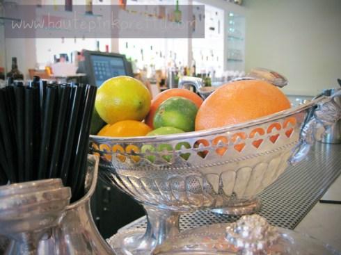 Alcove Cafe Citrus
