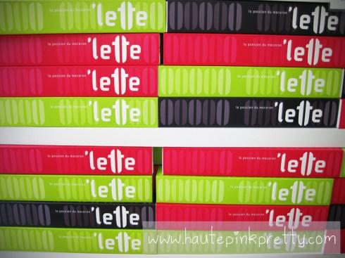 LETTE Boxes