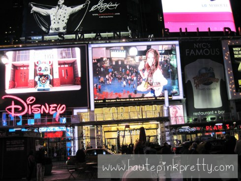 Time Square Forever 21