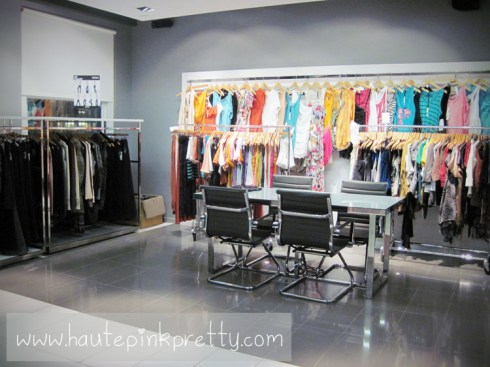 Buffalo David Bitton Womens Showroom