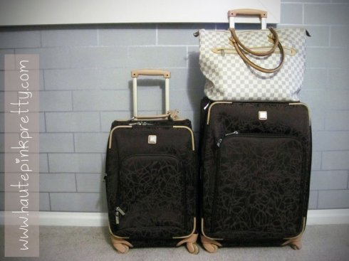DVF Luggage