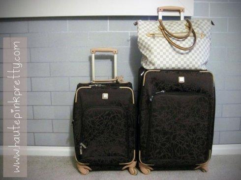 DVF Luggage