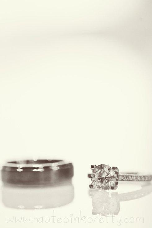 Dyer Wedding - Tacori Rings