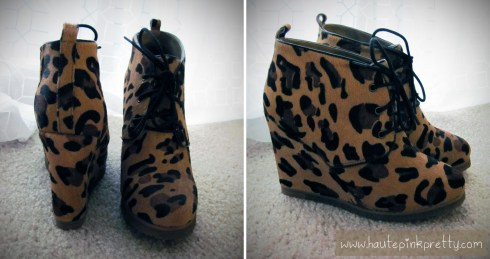 ShoeMint Jolly Leopard