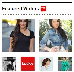 Luck Mag Featured Writers