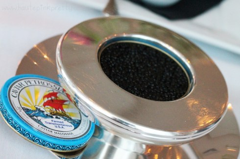 Petrossian West Hollywood - Transmontanous White Sturgeon Caviar