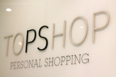 HautePinkPretty - Vegas Shopping at Fashion Show Mall - TopShop's Personal Shopping