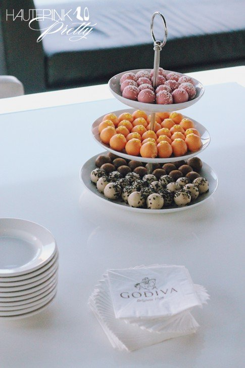 Duff Goldman x Godiva - Limited Edition Cake Truffle Press Event