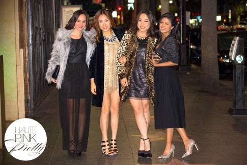 Melanee Shale, Joo Kim, lovejookim, An Dyer, hautepinkpretty, Sheryl Luke, walkinwonderland