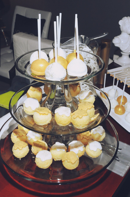 Joico's TURNHEADS Event at the SLS Hotel - Cake Pops