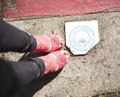 HautePinkPretty An Dyer wearing ShoeDazzle Marie by Madison