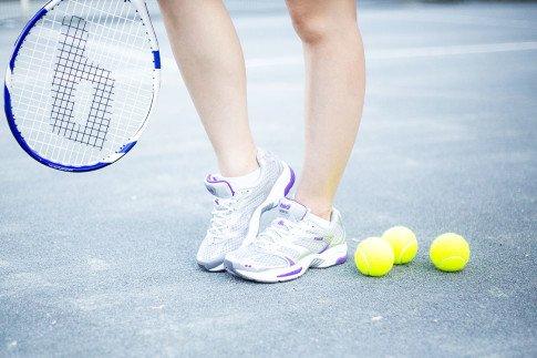 HautePinkPretty Fitness Fashion Series - Tennis Style