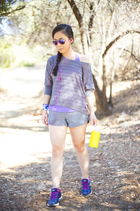 Fitness Fashion Hiking Style