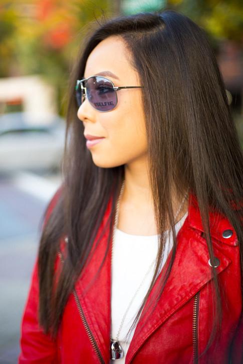 An Dyer Selfie Sunglasses