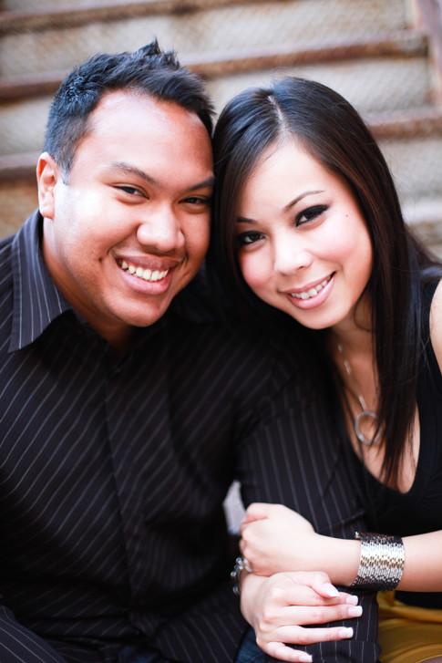Chris & An Dyer - Engagement Photos 2009 by Brandon Kidd