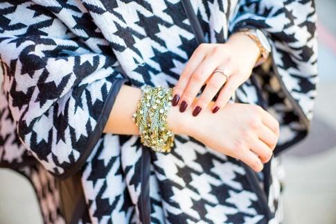 An Dyer wearing Revlon Vixen Nail Color Polish
