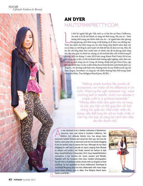 VietSun Nov2013 An Dyer Feature