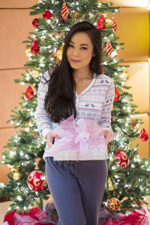 Merry Christmas Fashion Blog Post