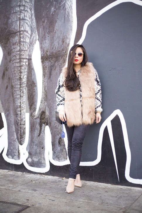 @HautePinkPretty Street Style