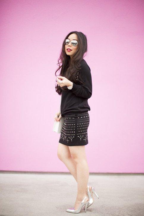 Black & Silver Style