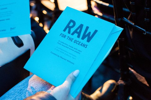 Raw for the Oceans GStar