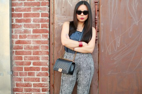 Edgy Fall Outfit Inspiration
