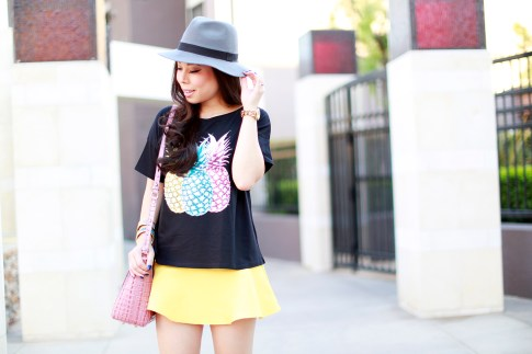 Pineapple Tee & BCA