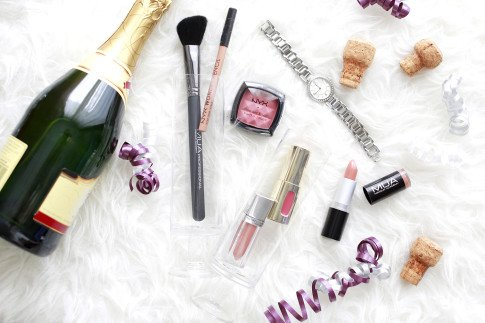 NYE Celebrity Makeup with CVS Beauty Club
