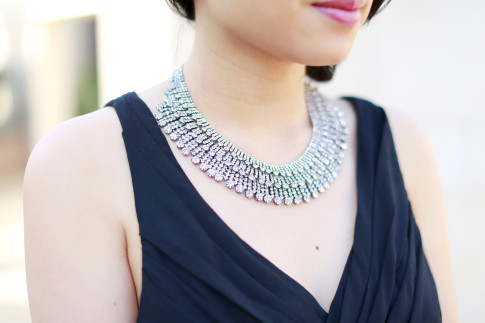 An Dyer wearing Juliet Co Necklace