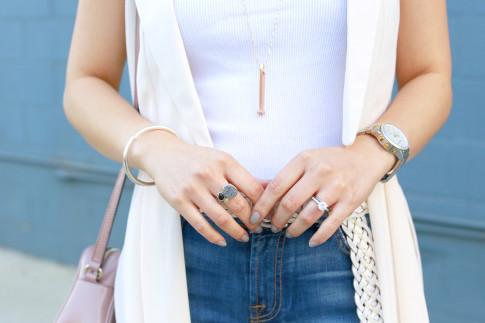 An Dyer wearing Silpada Ring