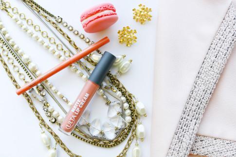 Ulta Beauty Matt Liquid Lipstick Tender Bold Peach