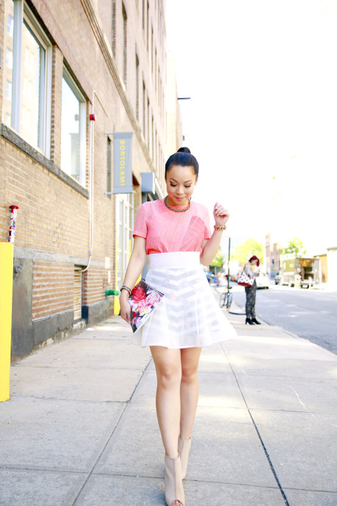 An Dyer NYFW Day2 StreetStyle Chelsea