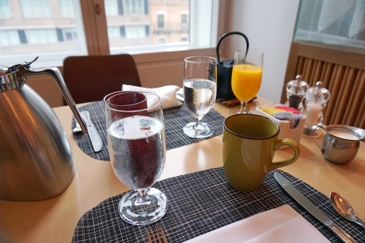 Breakfast Yotel