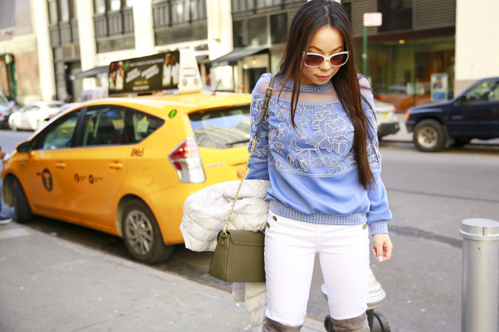 An Dyer Tadashi Sweatshirt Guess Marciano Jeans