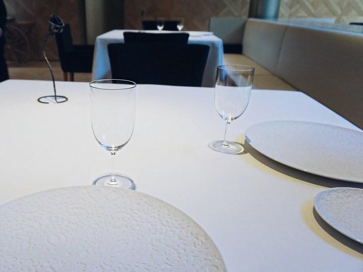 Restaurante Lasarte Barcelona