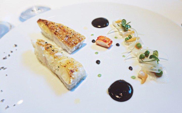 Restaurant Lasarte Barcelona