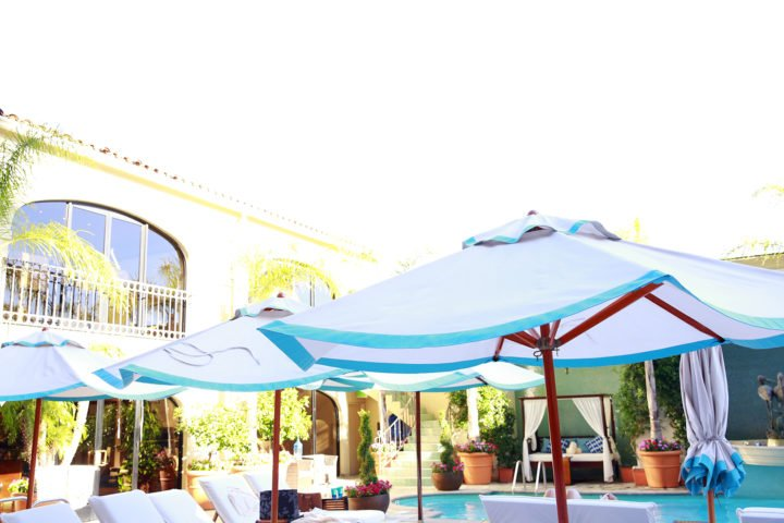 Beverly Wilshire Umbrella